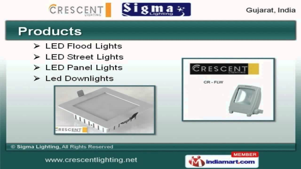 Led Products By Sigma Lighting Surat