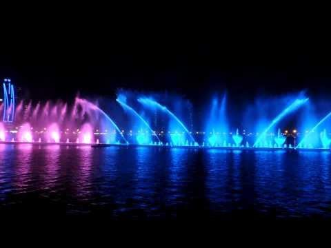 Waltzing Fountain, Sharjah