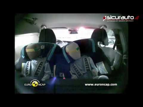 Volvo V40 Crash Test Euro NCAP | SicurAUTO.it