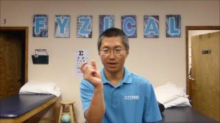 Watch this before attempting the Epley for BPPV dizziness