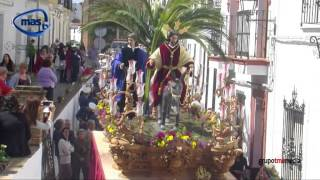 ESPECIAL SEMANA SANTA 2015 PROCESIÓN DOMINGO DE RAMOS  BORRIQUITA CORTEGANA PARTE 2