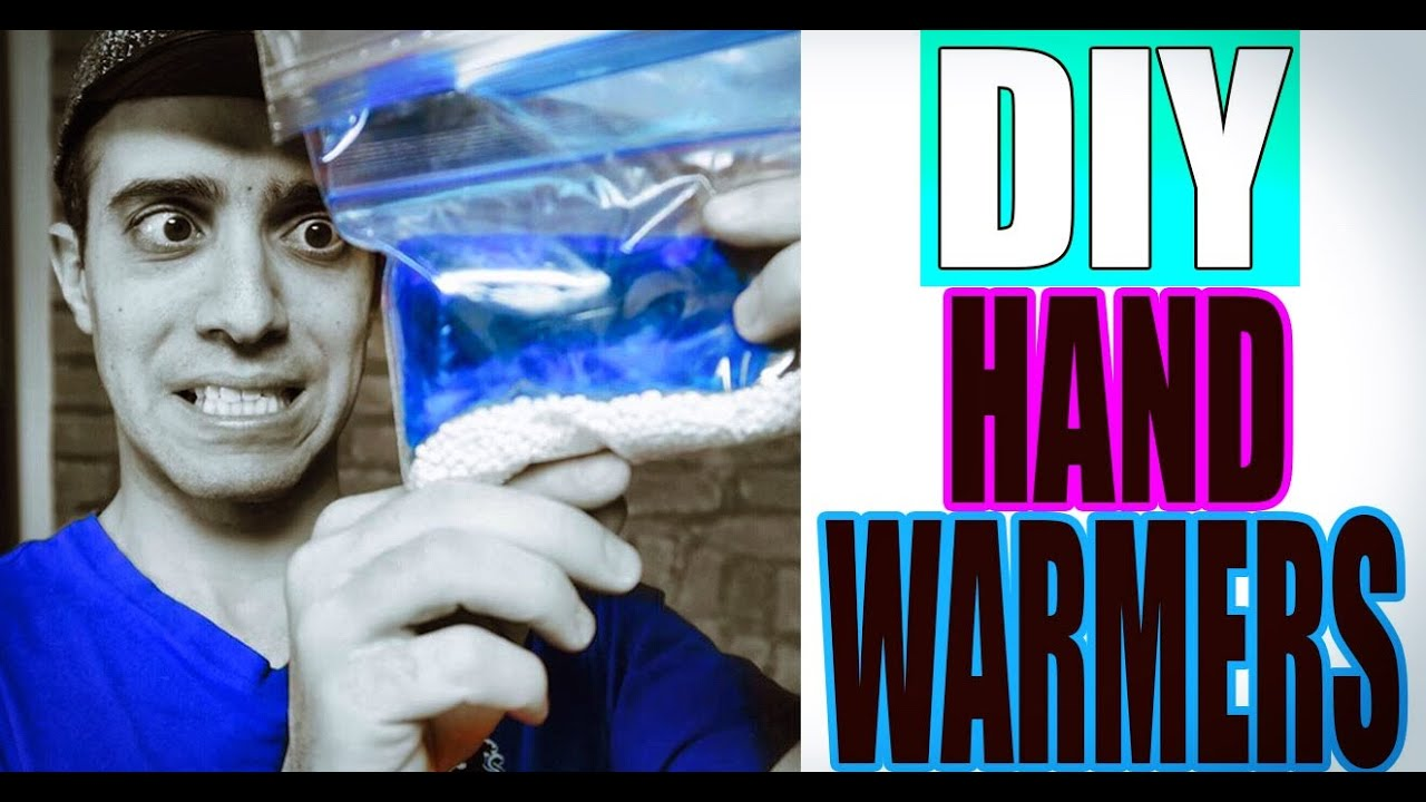 Diy How To Make Hand Warmers Cool Science Experiment Youtube