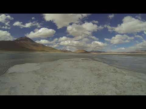 Phonography : Laguna Blanca - Bolivia (-22.782191,-67.802883)