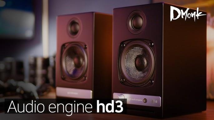 [4K] 그냥 스피커 개봉하고 연결하는 영상, Audio engine hd3, Just Unboxing.