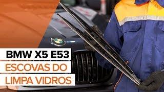 Rep-handbok BMW X5 ladda ner