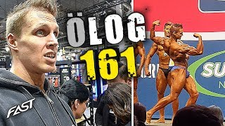 log 161 nordic fitness expo 2018