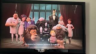 Progressive/Addams family 2 commercial 2021