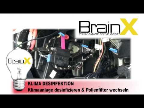 Klimareiniger Audi A4 8E B6 B7 Innenraumfilter Aktivkohle Luftfilter