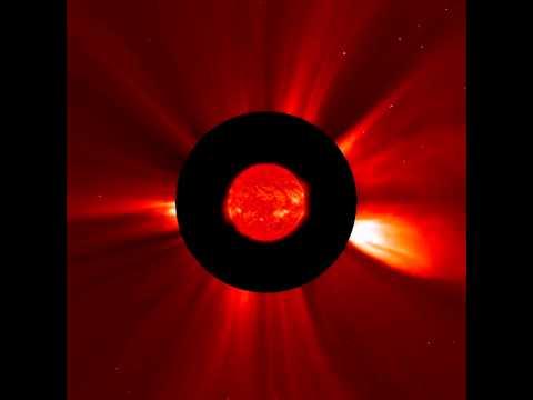 NASA SDO & NASA/ESA SOHO - Lots Of Activity