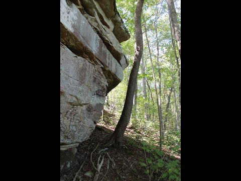 TN Mountain Land With Large Rock Formations | PRCTR7