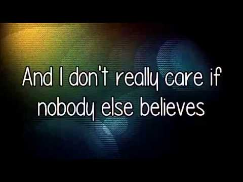Fight Song - Rachel Platten Lyrics