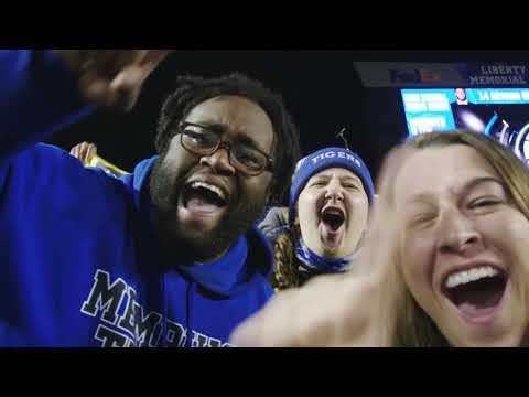 University Of Memphis: College GameDay 2019