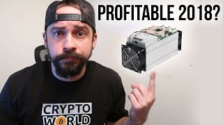 Antminer S9 Profitable in 2018?