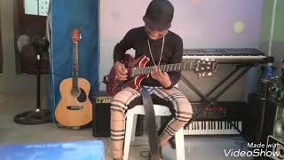 Neol Soul, Smooth Jazz, RnB Guitar solo