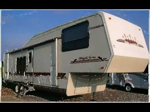 1994 King Of The Road 34rk Max Knight Series Fifth Wheel