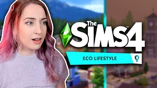 A Vegan reacts to The Sims 4: Eco Lifestyle trailer