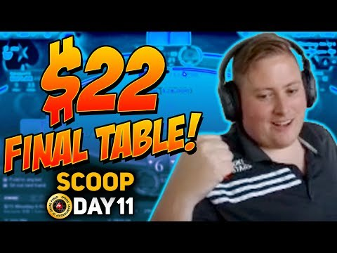 $22 FINAL TABLE!! PokerStaples Stream Highlights May 17th, 2017
