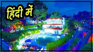 GTA 5 Rich Life - Super Rich House Mansion | Hitesh KS