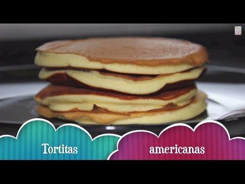Tortitas americanas