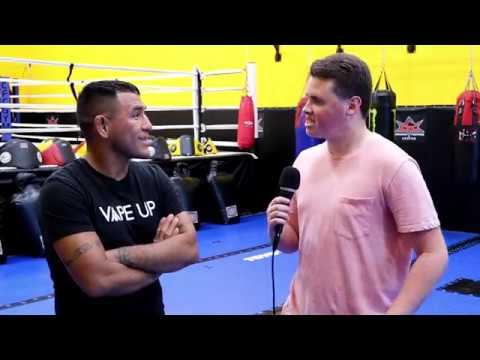 Emmanuel Sanchez believes he is the 'dark horse' of Bellator featherweight tournament