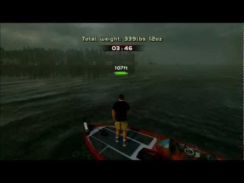 Rapala Pro Bass Fishing - Sturgeon Legends (PS3)