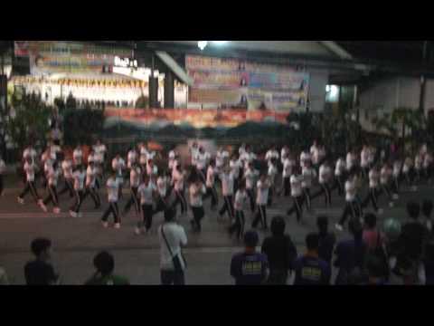 Lapay Bantigue Dance 2010 BLOCKING