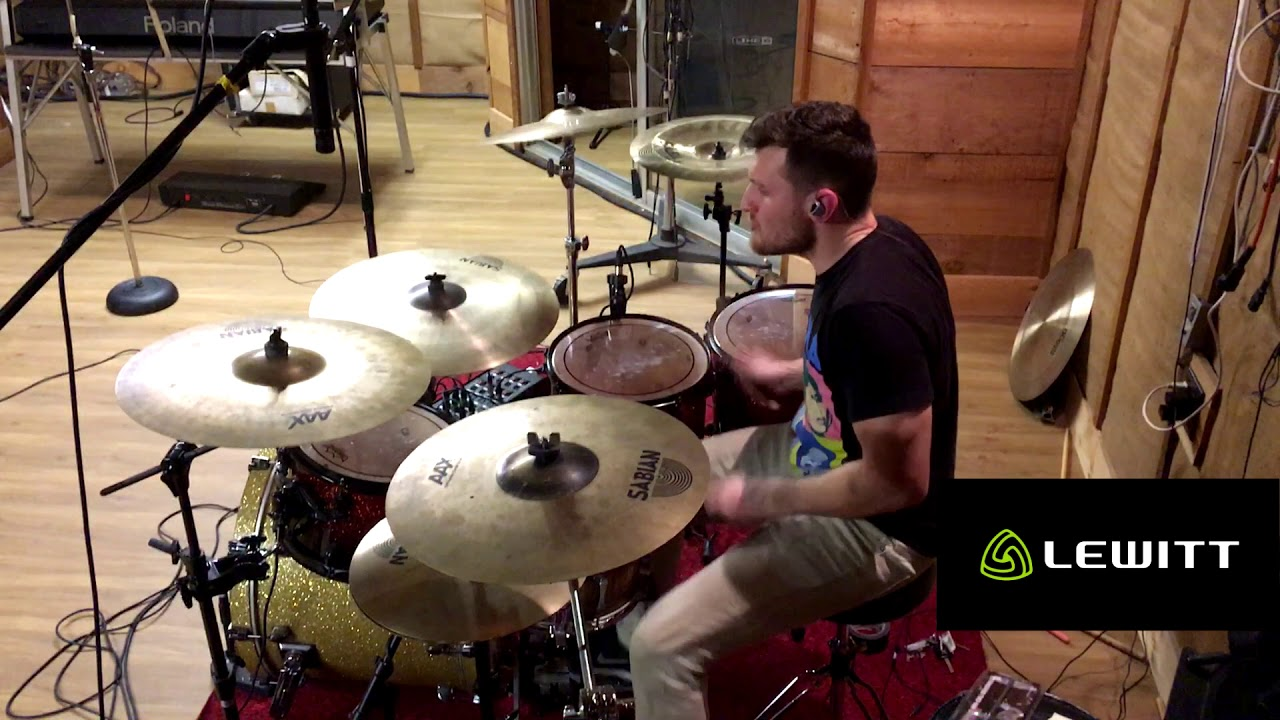 Exit 12 - Lewitt DTP Beat Kit Pro 7 Drum Mic Review