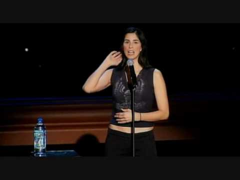 "Sarah Silverman from ""Jesus is Magic"""