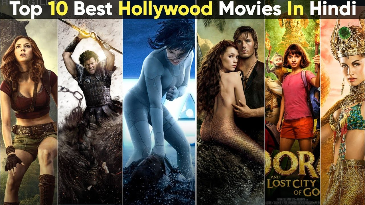 Download Top 10 Best Hollywood movies in Hindi Dubbed | With Download Links