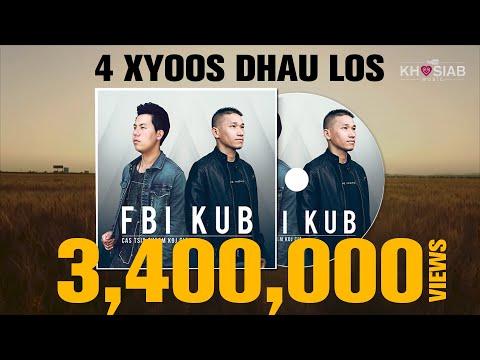 FBI X KUB '4 Xyoos Dhau Los' (Official Lyric Video) [Khosiab Music 03.01.2018] thumbnail