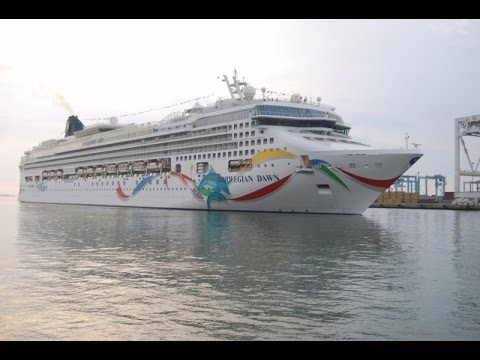 Norwegian Dawn-NCL