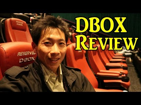 Rumble Chair at the Movies DBox Review