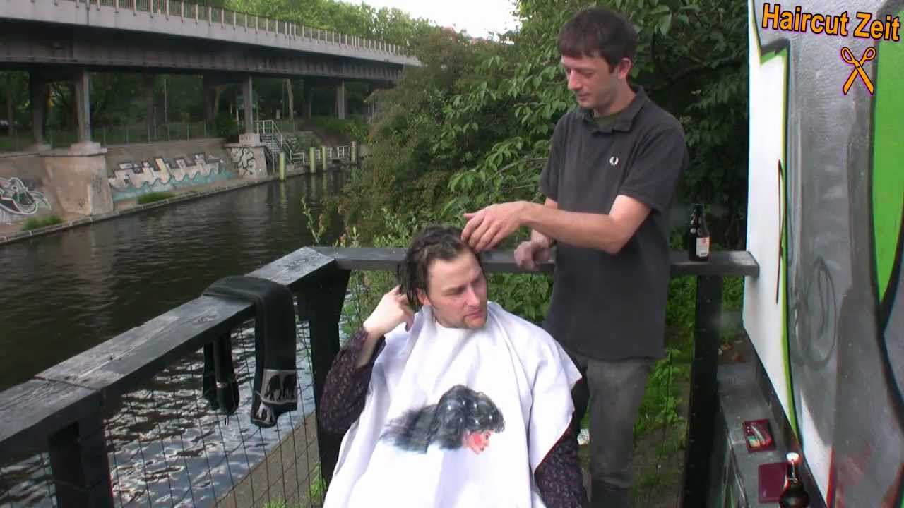 Alex Gets Luke Skywalker Haircut The Lovehaus Discusses It With