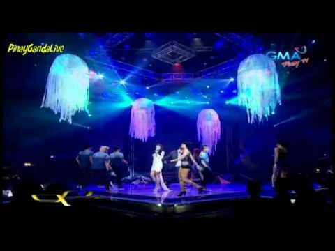 Party Pilipinas [Live Life] - Lovi Poe Live =  8/19/12
