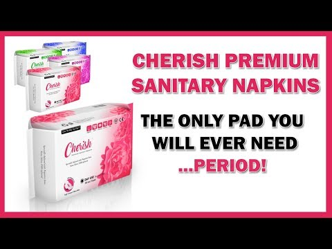 Buy Cherish Sanitary Pads