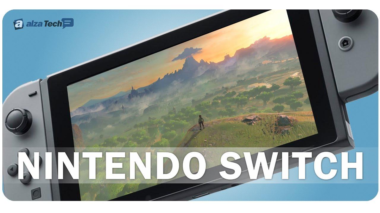 ba56f5672 Nintendo Switch (NOVINKY a RECENZIA) | Alza.sk