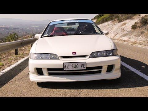 Pure sound Honda Integra Type R - Davide Cironi Drive Experience