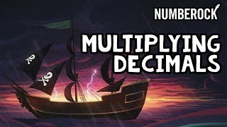 Multiplying Decimals Song for 5th Grade | How to Multiply by a Decimal Rap