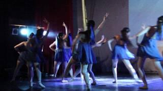 Ballet Moderno- Michael Jackson