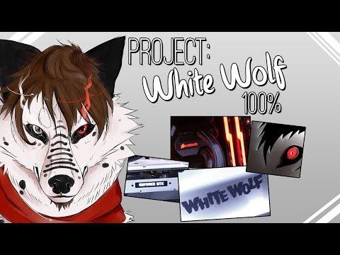 🐺 A História dos meus Setup&39;s - PROJECT: White Wolf 100%