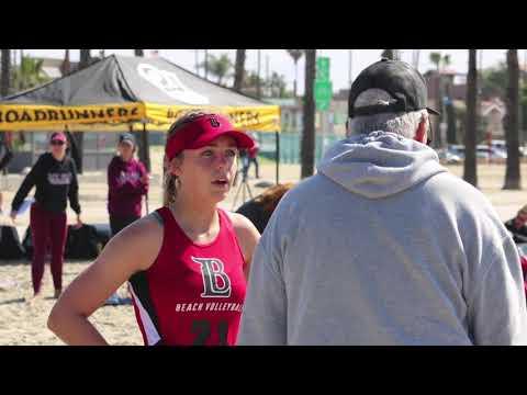 Long Beach City College Beach Volleyball