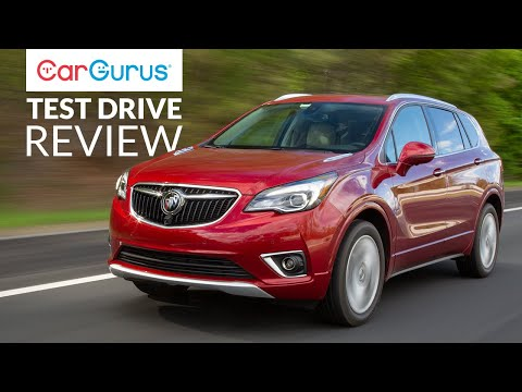 2019 Buick Envision - Handsome, But Overpriced?