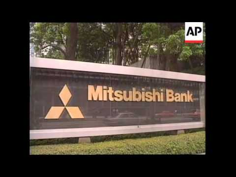 Japan - World Biggest Bank Merger Agreed