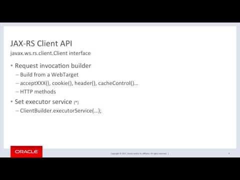 Reactive REST Clients in a Microservices landscape