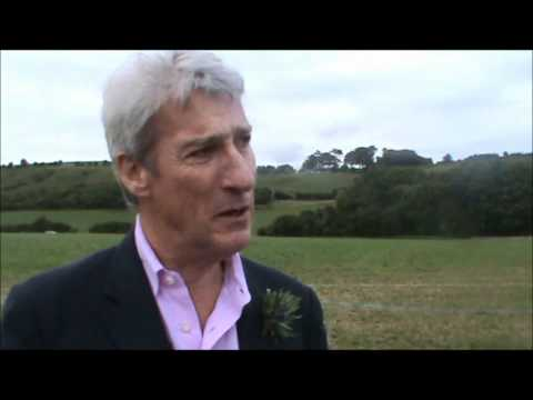 Jeremy Paxman Interview - Chalke Valley History Festival 2012