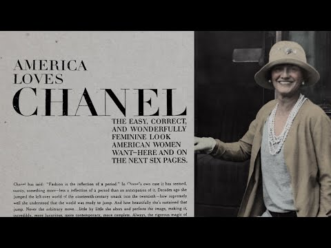 Inside CHANEL: Gabrielle Chanel Goes West