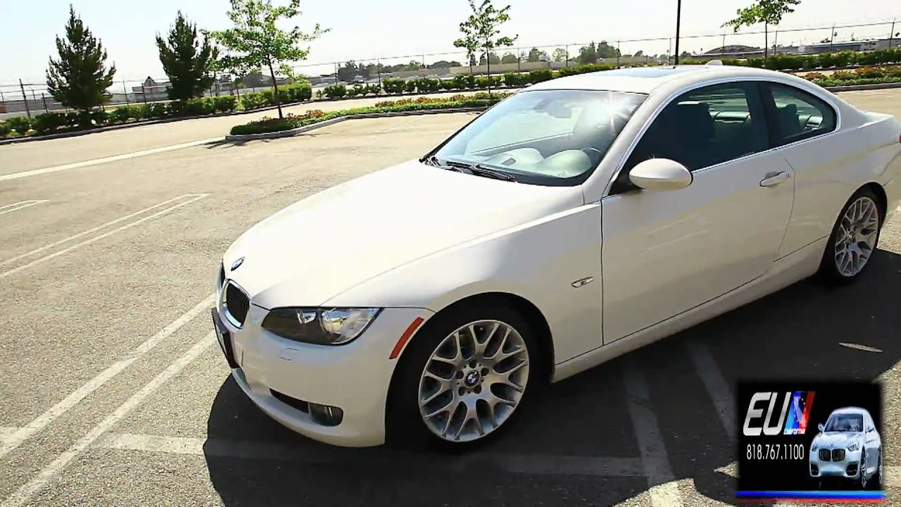 BMW I COUPE SPORT PREMIUM NAV WREAL TIME BT COMFORT - Bmw 328i coupe specs