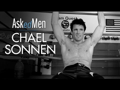 UFC Fighter Chael Sonnen: What It Takes To Be A Real Man