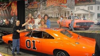 1969 Dodge Charger General Lee from the TV show Dukes of Hazzard on My Car Story with Lou Costabile