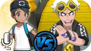 Guzmán, ¡El LÍDER del TEAM SKULL!   ☀️ Pokémon SOL & LUNA 🌙   Ep. 22 con -ALEX-